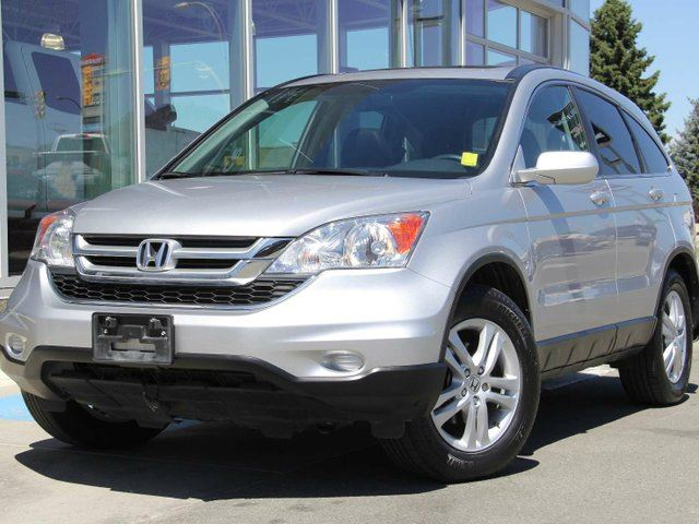 2010 HONDA CR-V CR-V EX-L | Low KM | Leather Interior | 5 Passenger Seating | in Kamloops, British Columbia