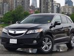 2013 Acura RDX Tech Package 6sp at in Vancouver, British Columbia