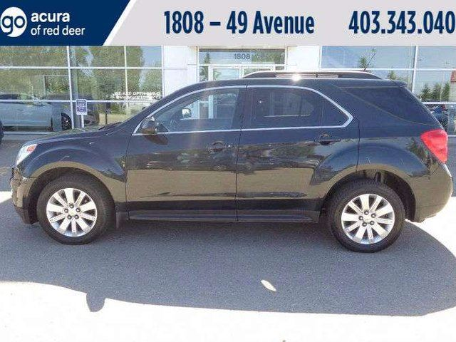 2011 CHEVROLET EQUINOX 2LT in Red Deer, Alberta