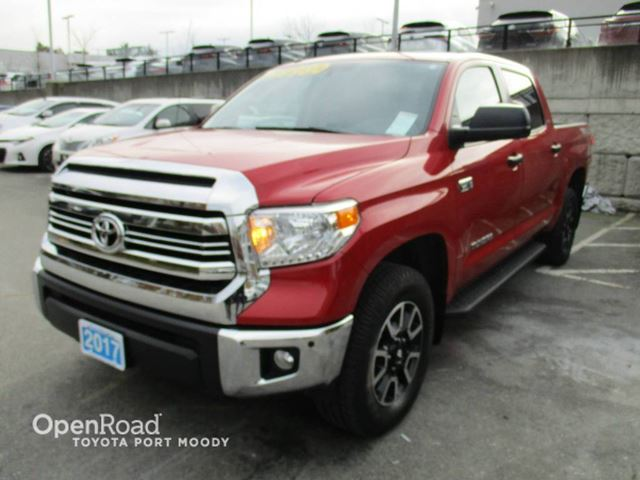 2017 Toyota Tundra TRD Off-Road Package - Lots of Accessories! Blu in Port Moody, British Columbia