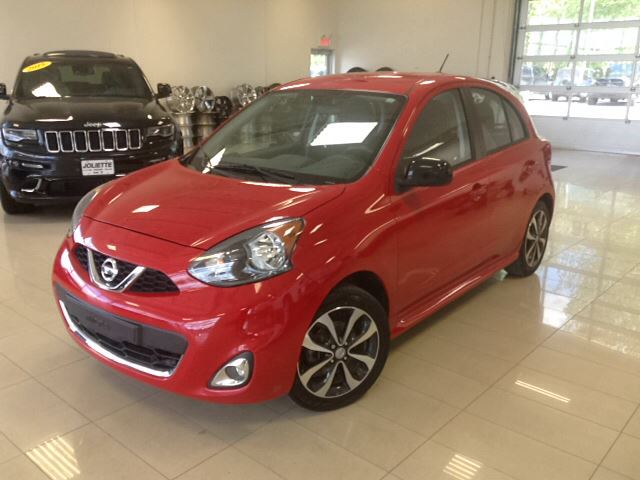 2015 Nissan Micra SR, BLUETOOTH, MAGS, A/C, AM/FM/CD in Joliette, Quebec