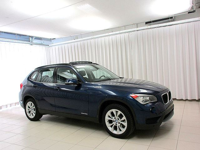 2013 BMW X1 28i x-DRIVE SUV w/ PREMIUM, EXECUTIVE & LIGHTIN in Halifax, Nova Scotia