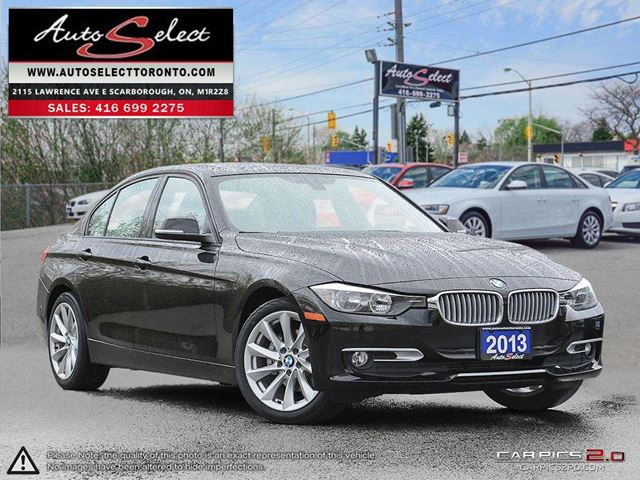 2013 BMW 3 SERIES xDrive AWD ONLY 79K **NOT A MIS-PRINT** MODERN PKG in Scarborough, Ontario