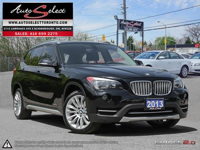2013 BMW X1 xDrive28i AWD ONLY 87K! **NAVIGATION PKG** EXECUTIVE PKG in Scarborough, Ontario