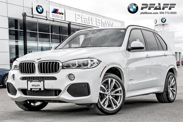 2016 BMW X5 xDrive35d in Mississauga, Ontario