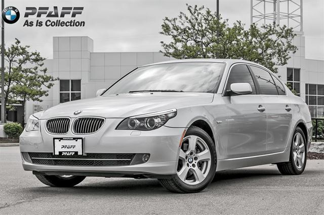2008 BMW 5 Series 528 in Mississauga, Ontario