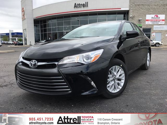 2017 toyota camry brampton ontario car for sale 2789511. Black Bedroom Furniture Sets. Home Design Ideas