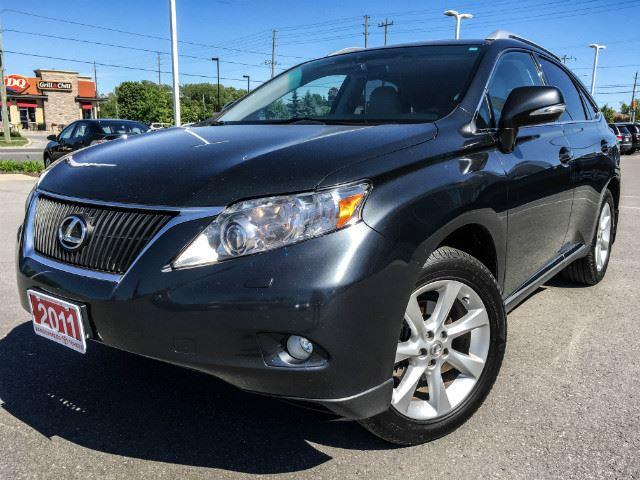 2011 LEXUS RX 350   TOURING-NAVIGATION! in Cobourg, Ontario