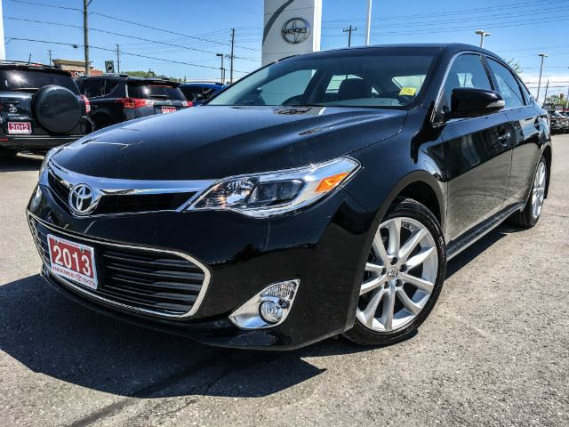 2013 Toyota Avalon   XLE-ONE OWNER-DEALER SERVICED! in Cobourg, Ontario