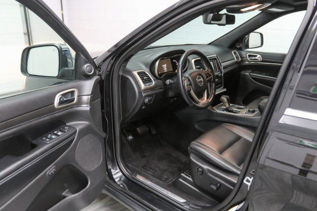 new 2016 jeep grand cherokee limited 4wd leather. Black Bedroom Furniture Sets. Home Design Ideas