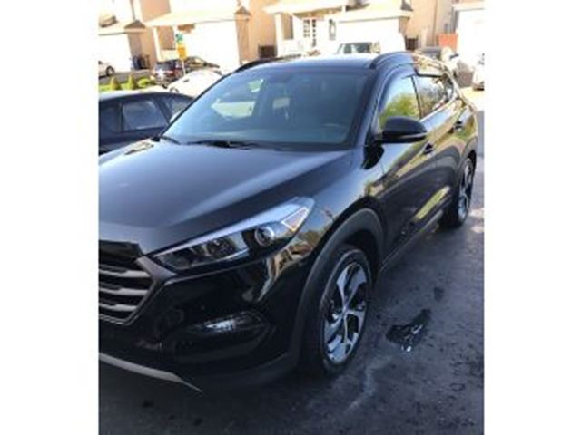 2016 Hyundai Tucson AWD 4dr 1.6L Limited Excess Wear Protection Throughout Lease in Mississauga, Ontario