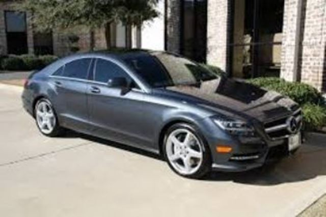 2015 MERCEDES-BENZ CLS-CLASS 4dr Sdn CLS550 in Mississauga, Ontario