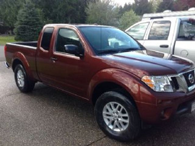 2016 Nissan Frontier King Cab 4WD SV w/Premium Pkge. in Mississauga, Ontario