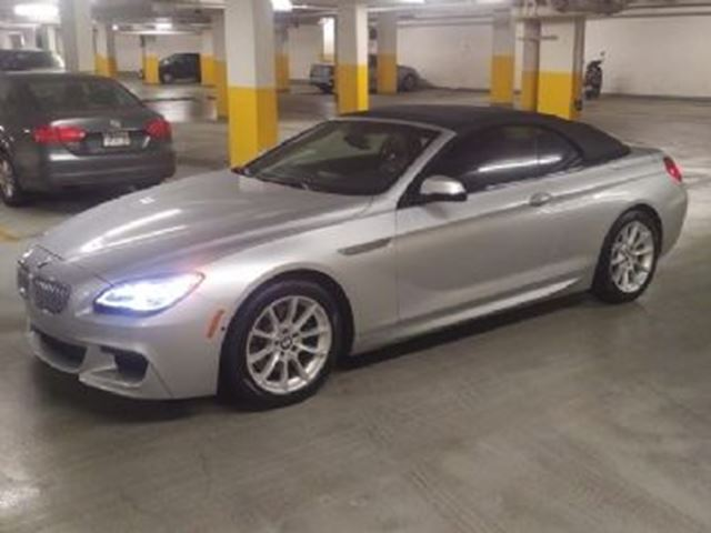 2016 BMW 6 SERIES 650 xDrive Excess Wear Protec., Tire&Rim, Appearance Protec. in Mississauga, Ontario