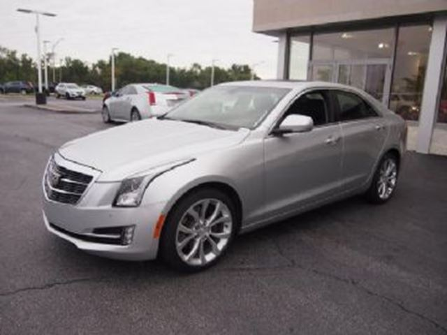 2015 CADILLAC ATS 4dr Sdn 2.0L Standard AWD in Mississauga, Ontario