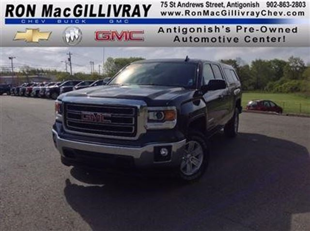 2015 GMC Sierra 1500 SLE in Antigonish, Nova Scotia