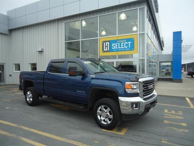 2015 GMC Sierra 2500  SLE in Clarenville, Newfoundland And Labrador