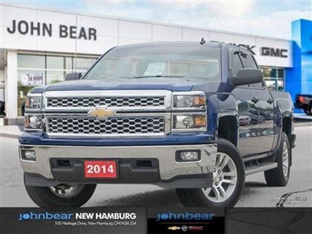 2014 Chevrolet Silverado 1500 LT w/1LT in New Hamburg, Ontario