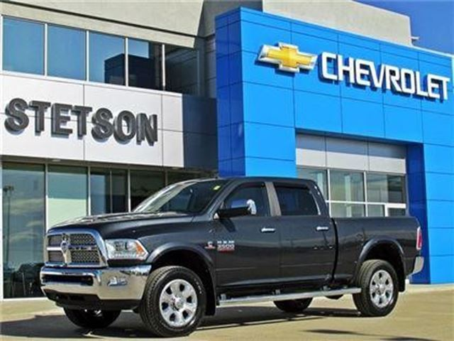2014 Dodge RAM 3500 Laramie in Drayton Valley, Alberta