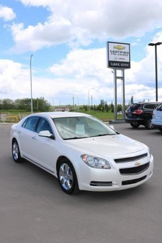 2012 CHEVROLET MALIBU LT Platinum Edition in Cold Lake, Alberta