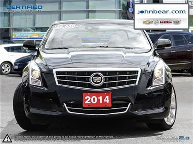2014 CADILLAC ATS Luxury AWD in St Catharines, Ontario