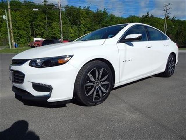 2016 Chevrolet Malibu LT in Campbellford, Ontario