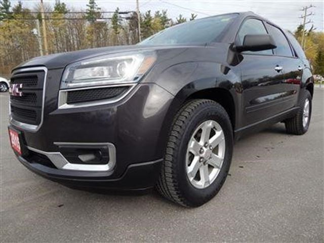 2015 GMC Acadia SLE in Campbellford, Ontario