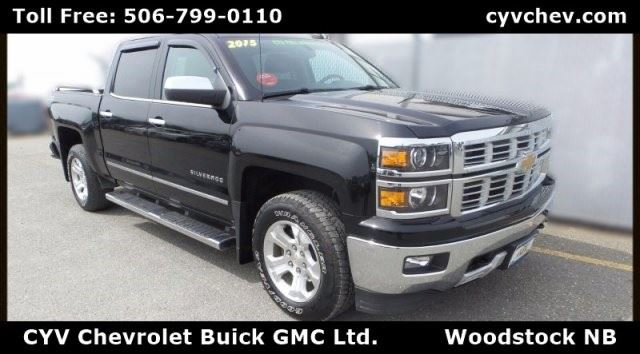 2015 Chevrolet Silverado 1500 LTZ in Woodstock, New Brunswick