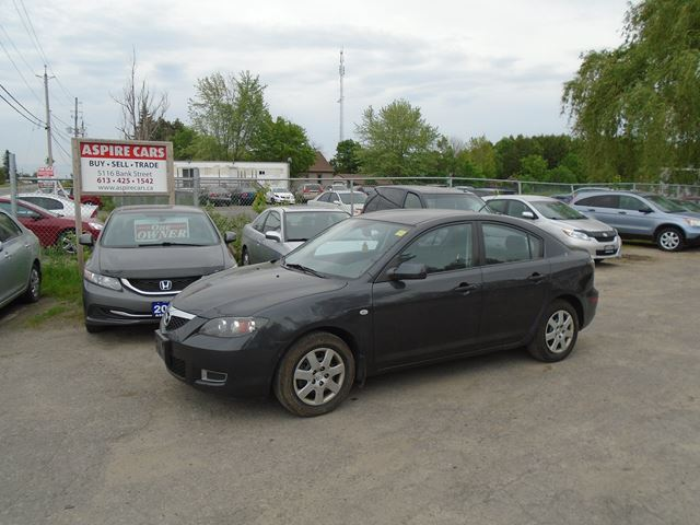 2007 MAZDA MAZDA3 GS-ONLY 97,000 KM-EXTRA CLEAN! in Ottawa, Ontario