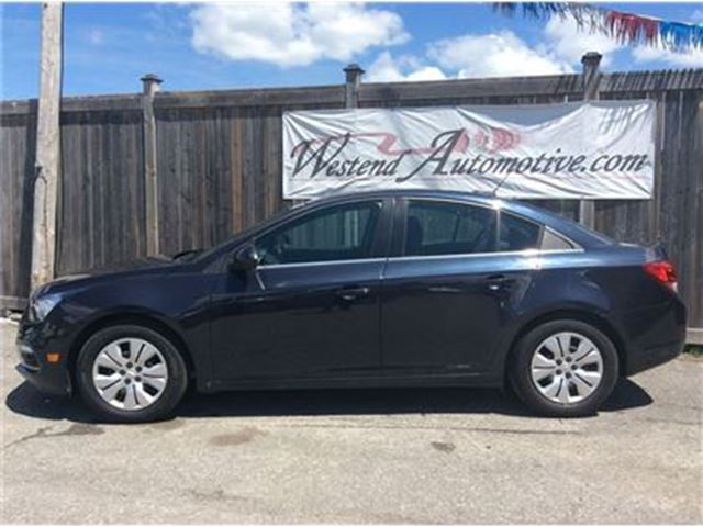 2015 chevrolet cruze 1lt 35000kms ottawa ontario car for sale 2790116. Black Bedroom Furniture Sets. Home Design Ideas