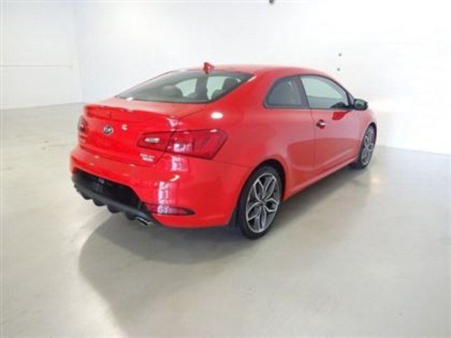 2016 kia forte koup sx richmond british columbia car for sale 2790056. Black Bedroom Furniture Sets. Home Design Ideas