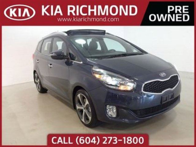 2016 Kia Rondo EX Luxury 7-Seat with Navigation in Richmond, British Columbia