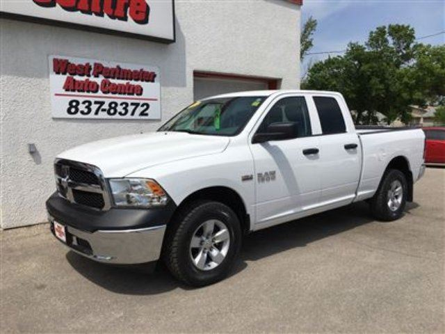 2015 Dodge RAM 1500 ST in Winnipeg, Manitoba