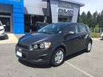 2015 Chevrolet Sonic LT Auto in Victoria, British Columbia