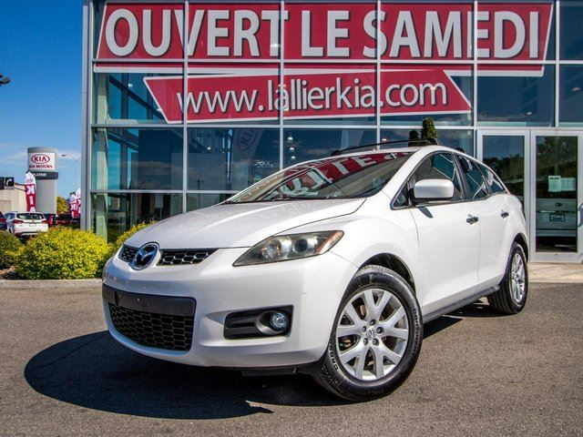 2008 Mazda CX-7 GT AWD CUIR TOIT OUVRANT GT AWD CUIR TOIT OUVRANT in Laval, Quebec