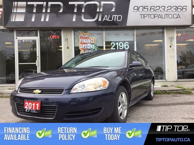 2011 Chevrolet Impala LS in Bowmanville, Ontario