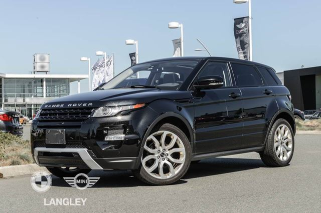 2012 Land Rover Range Rover Evoque Dynamic Premium in Langley, British Columbia