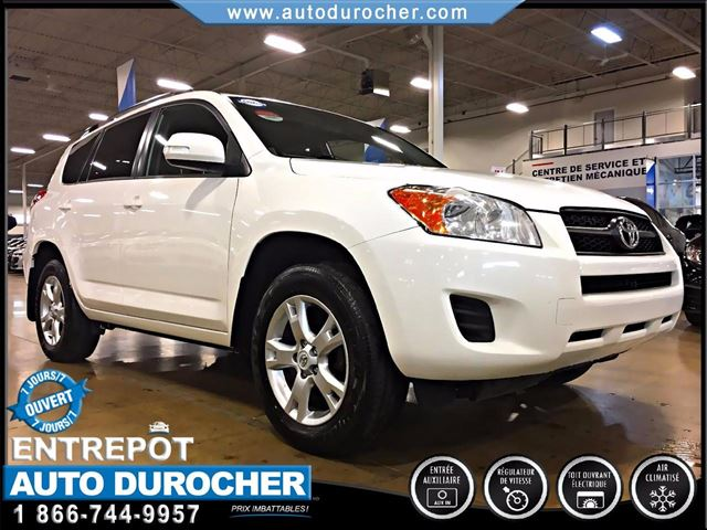 2012 Toyota RAV4 4X4 - TOIT OUVRANT - AIR CLIMATISn++ - AUTOMATIQUE in Laval, Quebec
