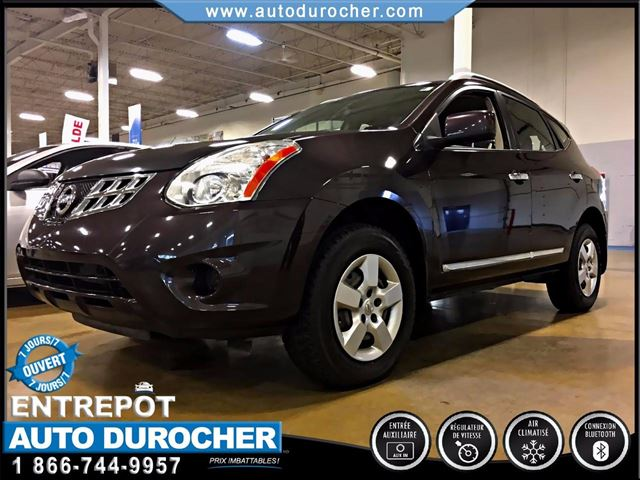 2013 Nissan Rogue AWD - AUTOMATIQUE - AIR CLIMATISn++ in Laval, Quebec