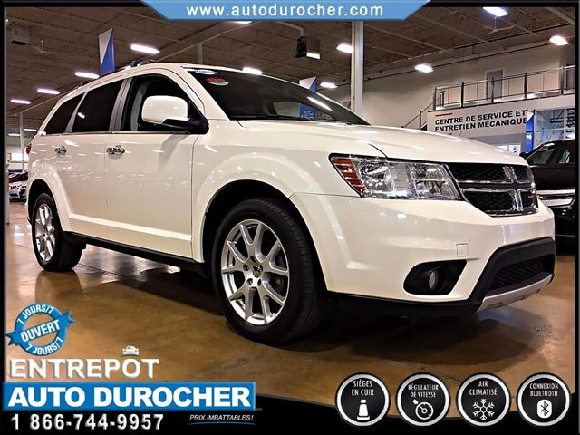 2014 Dodge Journey R/T - 4X4 - AUTOMATIQUE - AIR CLIMATISn++ in Laval, Quebec