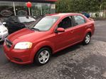 2009 Chevrolet Aveo LS***CREDIT 100% APPROUVE*** in St Eustache, Quebec