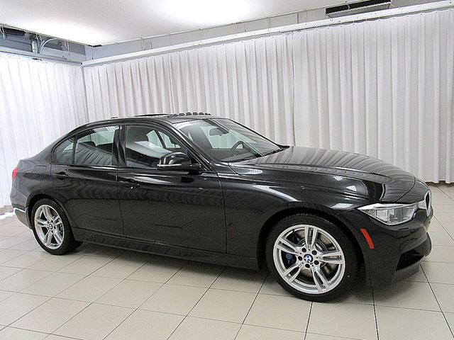 2013 BMW 3 Series 335i x-DRIVE M SPORT PACKAGE w/ NAV, DRIVER ASS in Halifax, Nova Scotia