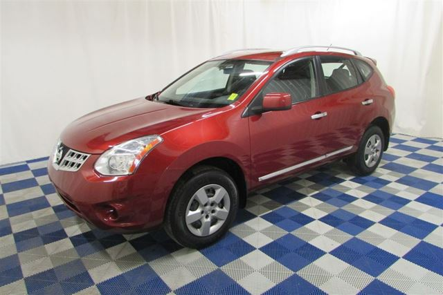 2013 Nissan Rogue S AWD/BACKUP SENSOR/BLUETOOTH/LOW KM in Winnipeg, Manitoba