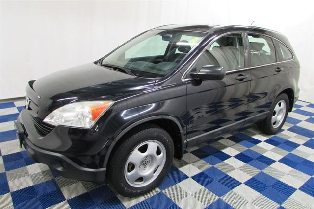 2008 Honda CR-V LX AWD/LOW KM/AC/KEYLESS ENTRY in Winnipeg, Manitoba
