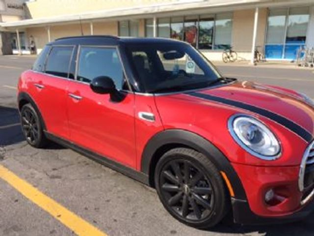 2015 MINI Cooper Lease End Vehicle Excess Wear & Tire Protection in Mississauga, Ontario