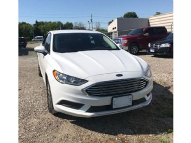 2017 Ford Fusion SE FWD, 200A Package, Nav. Package in Mississauga, Ontario