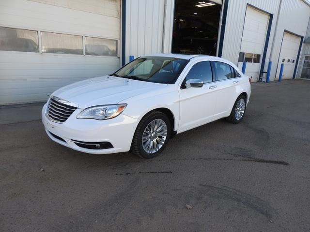 2013 Chrysler 200 Limited in Wainwright, Alberta
