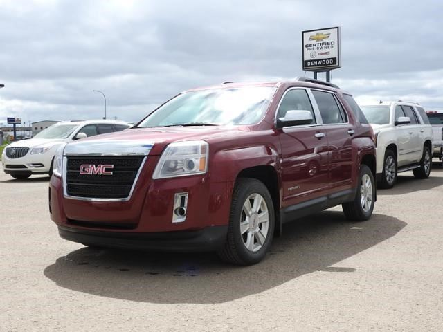 2012 GMC Terrain SLT-1 in Wainwright, Alberta