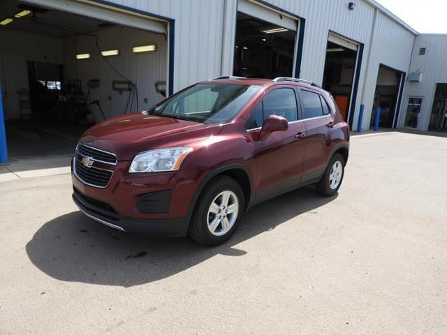2014 Chevrolet Trax LT in Wainwright, Alberta