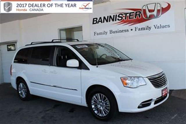 2013 Chrysler Town and Country Touring in Vernon, British Columbia